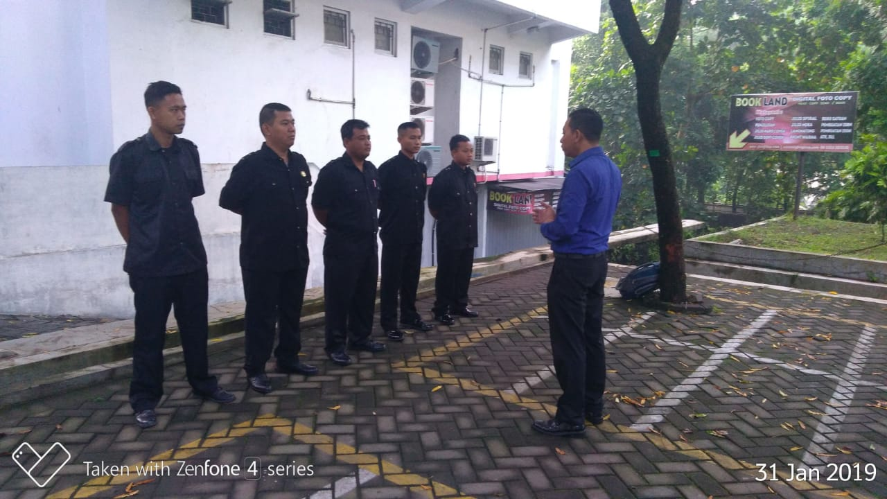 Jasa Security Service di Jogja