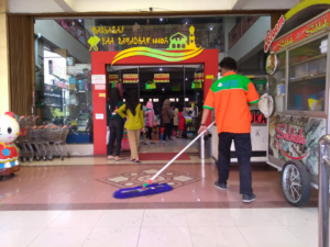 Alat Kebersihan Perusahaan Outsourcing Cleaning Service Solo